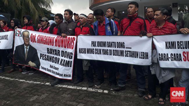 MDRN Sevel Digeruduk, Ratusan Eks Karyawan Tuntut Pesangon Rp7,2 M