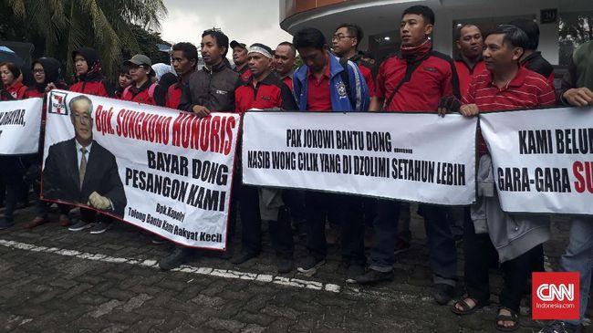 Sevel Digeruduk, Ratusan Eks Karyawan Tuntut Pesangon Rp7,2 M