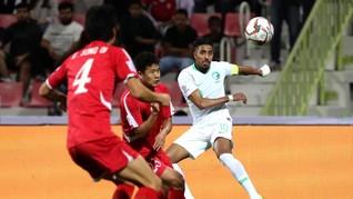 Piala Asia 2019: Arab Saudi Hancurkan Korea Utara
