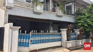 Suasana Sekitar Rumah Ketua KPK Sunyi Usai Dikirim Bom Palsu