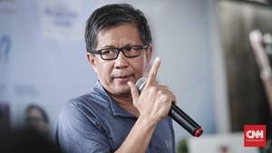 Diskusi Rocky Gerung di Tuban Batal karena Ditolak Ormas