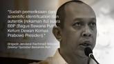 Brigadir Jenderal Rachmad Wibowo, Direktur Tipidsiber Bareskrim Polri.