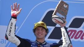 Bezzecchi Dianggap Titisan Valentino Rossi