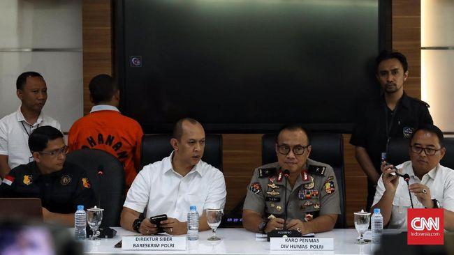 Polisi: Rekaman Hoaks Surat Suara Autentik Relawan Prabowo