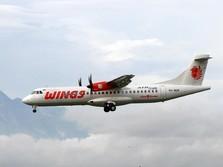 Gegara Asap Kebakaran Hutan, Lion Batalkan 20 Penerbangan