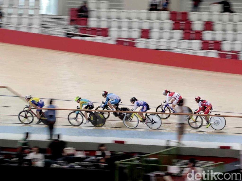 Kejuaraan yang merupakan ajang pengumpulan poin Olimpiade ini juga bergengsi tinggi. Sebab, hampir semua pebalap top terbaik Asia hadir untuk balapan.
