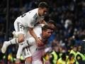 Real Madrid Menang Telak Atas Leganes di Copa del Rey