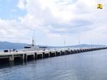 Luhut Buka-bukaan Soal Proyek Ambon New Port Rp 5 Triliun