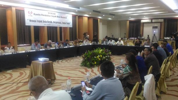 KSPN Rekomendasikan PSSI Berhentikan Exco yang Terlibat Match Fixing