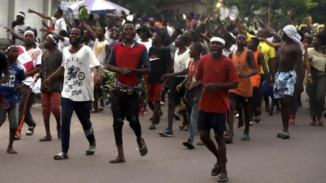Felix Tshisekedi terpilih untuk menggantikan presiden saat ini, Joseph Kabila. REUTERS/Kenny Katombe