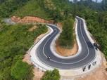 41,08 Km Jalan Akses Kawasan Wisata Mandeh Mulai Beroperasi