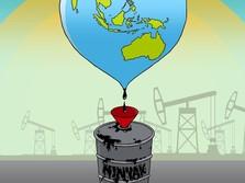 Jokowi Target 1 Juta Barel Tapi Eksplorasi Anjlok, Mimpi?
