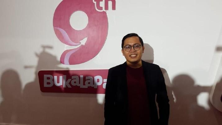 Kicauan Pendiri dan CEO Bukalapak, Achmad Zaky, lewat akun Twitter miliknya soal presiden baru dan perbandingan data anggaran R&D sempat viral.