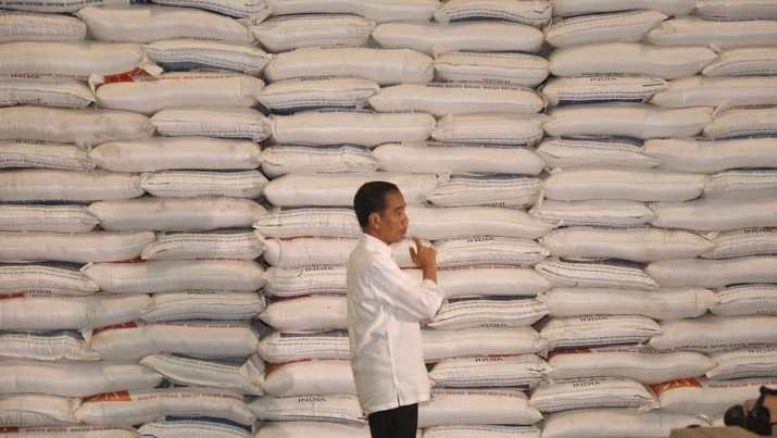 Soal Impor Beras, Presiden Jokowi & Megawati Juaranya!