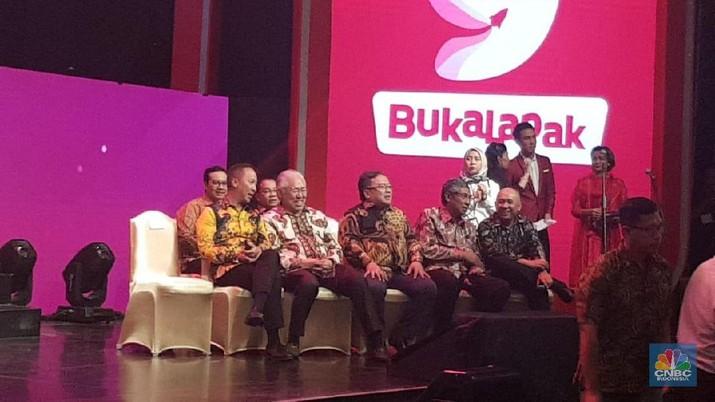Alasan Istana Undang Achmad Zaky Bukalapak Bertemu Jokowi