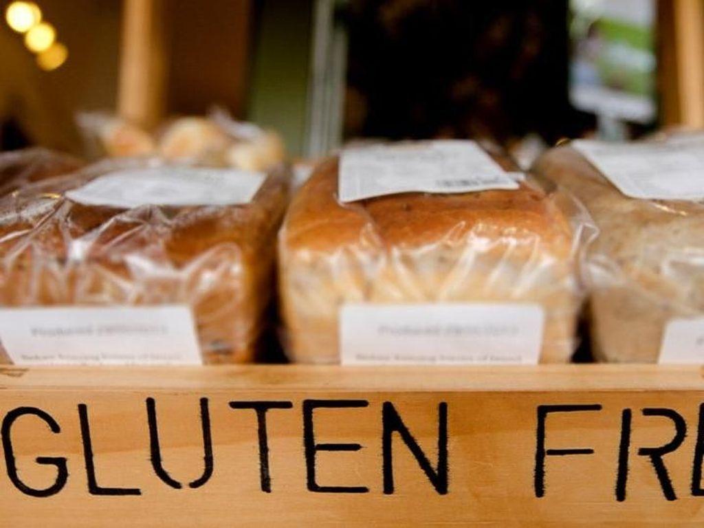 Selama Anda tak punya alergi gluten, roti dengan cap gluten free tak perlu dihindari. Tubuh justru butuh asupan gluten. Foto: Istimewa