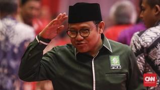 Cak Imin Dukung Puan Maharani Jadi Ketua DPR