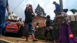 VIDEO: Pemkab Sukabumi Ajukan Relokasi Korban Longsor