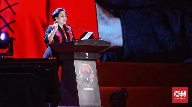 Megawati Ungkap Kisah di Balik Terpilih Jadi Wapres Gus Dur