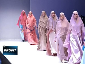 Industri Fesyen Sumbang 9% PDB