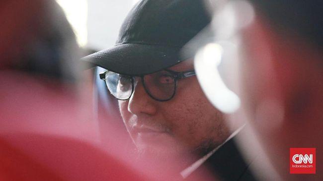 Novel Baswedan Desak Jokowi Ungkap Teror ke Pimpinan KPK