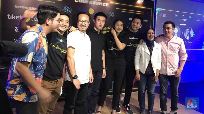 Siap-Siap, Creativepreneur Bakal Serbu 3 Kota Ini di 2019!
