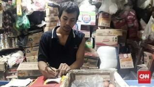 Harga Beras di Pasar Cikini Melesat Sentuh Rp14 Ribu per Kg