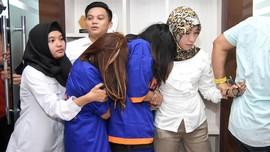 Dua Muncikari Prostitusi Online Surabaya Tak Ajukan Eksepsi