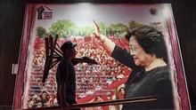 Survei LSI: PDIP Unggul di Pemilih Muslim, Gerindra Mengekor