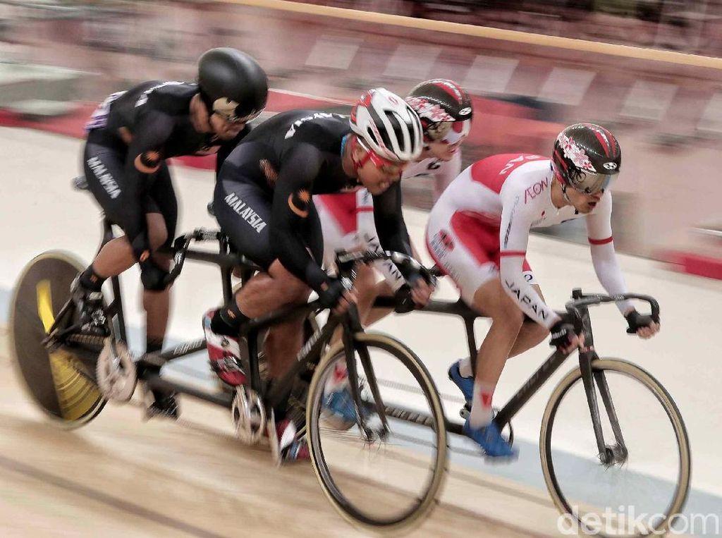 Para pebalap top Asia pun memulai perburuan poin menuju Olimpiade 2020 Tokyo.