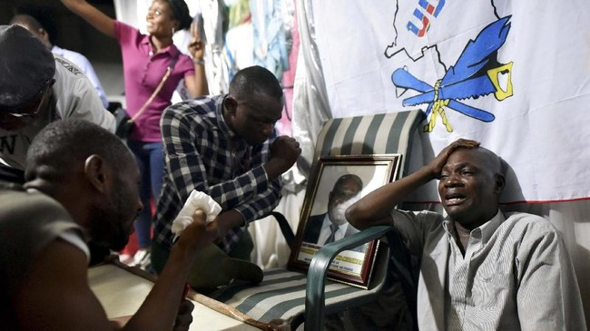 Pilpres Kongo kali ini menjadi yang ketiga selepas perang sipil yang berakhir pada 2002 silam. (REUTERS/Olivia Acland)