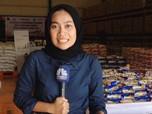 Cek Beras, Jokowi Blusukan ke Gudang Bulog