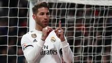 Ramos Masih Dukung Zidane di Madrid