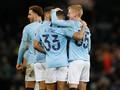 FOTO: Manchester City Hancurkan Burton Albion di Piala Liga