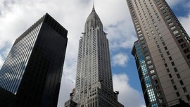 Gedung Kebanggaan Kota New York Bakal Dijual