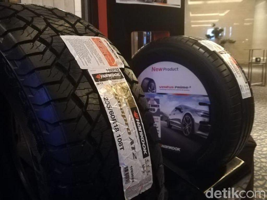 Ibu Kota RI Pindah, Industri Ban Mobil Diuntungkan