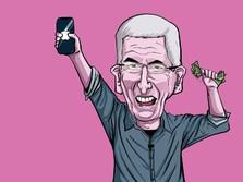 Kini, Apple Bukan Lagi Perusahaan iPhone