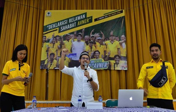 Deklarasi Relawan Caleg DPRD DKI Jakarta