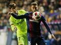 FOTO: Barcelona Tanpa Messi Tumbang di Tangan Levante