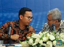 Resmi Jadi Sub-Holding, Saham PGAS Diserbu Asing