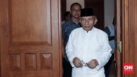 Kubu Jokowi Sebut Kualitas Amien Rais Makin Pudar di Hari Tua