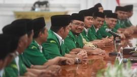 GP Ansor Sebut NU Siapkan Daftar Nama Usulan Menteri Jokowi
