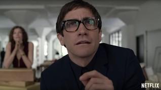 Jake Gyllenhaal Hadapi Lukisan Berhantu di 'Velvet Buzzsaw'
