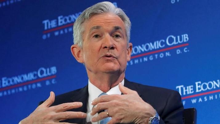 Semakin terkonfirmasi bahwa The Fed memiliki intensi untuk memangkas tingkat suku bunga acuan dalam waktu dekat, kemungkinan pada bulan ini juga.