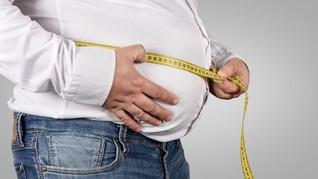 'Saya Enggak Mau Mati Gara-gara Obesitas'