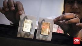 Tahun Lalu, RI Defisit Perdagangan Emas