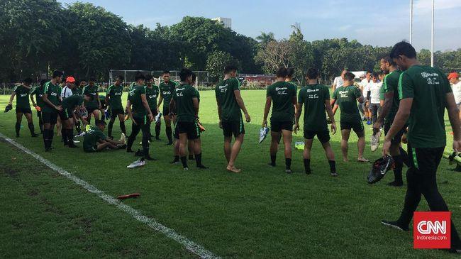 Tiga Pemain Resmi Dicoret dari Timnas Indonesia U-22