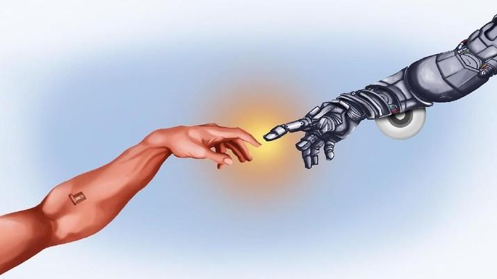 Era Revolusi Industri 4.0 sudah di depan mata.