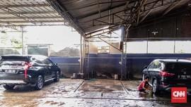 Cairan Penolak Air untuk Bodi Mobil