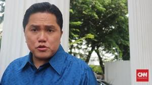 Umuh: Erick Thohir Bisa Raih 90 Persen Suara Jadi Ketua PSSI